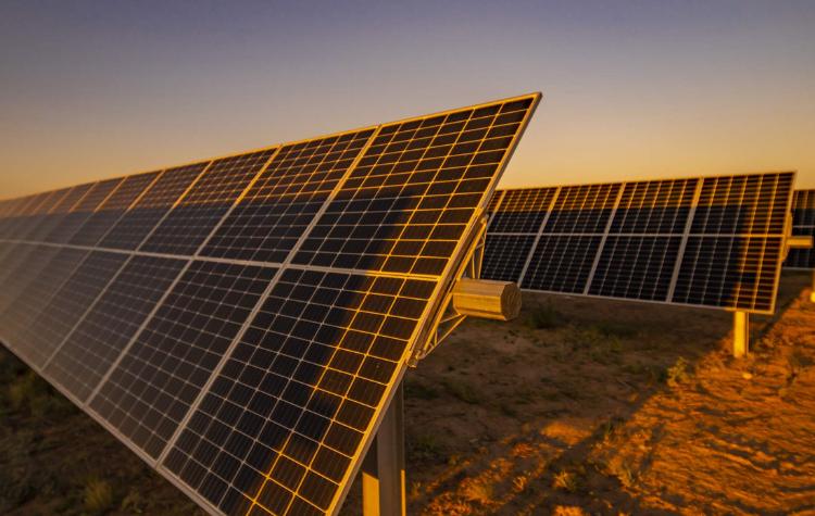 solar waste managment in texas